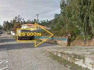 Terreno para construção em Sebolido – Penafiel